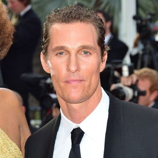 Matthew McConaughey in The Paperboy Premiere - During The 65th Cannes Film Festival