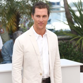 Matthew McConaughey in Mud Photocall - During The 65th Annual Cannes Film Festival