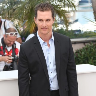 Matthew McConaughey in The Paperboy Photocall - During The 65th Annual Cannes Film Festival