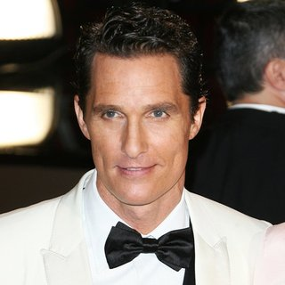 Matthew McConaughey in The 86th Annual Oscars - Red Carpet Arrivals