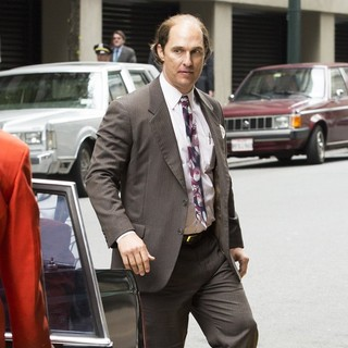 Matthew McConaughey on The Set of Movie Gold