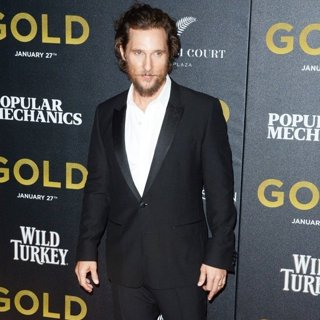 World Premiere of Gold - Red Carpet Arrivals