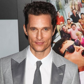 Matthew McConaughey in US Premiere of The Wolf of Wall Street - Red Carpet Arrivals