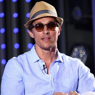 Matthew McConaughey in MTV Sneak Peek Screening of Magic Mike