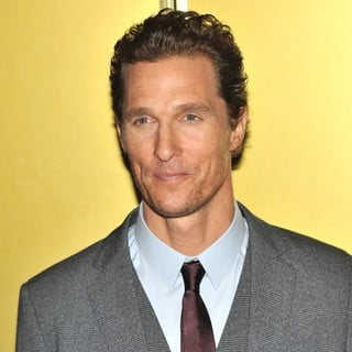Matthew McConaughey in Magic Mike UK Film Premiere