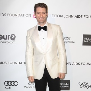Matthew Morrison in 21st Annual Elton John AIDS Foundation's Oscar Viewing Party