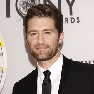 Matthew Morrison in The 66th Annual Tony Awards - Arrivals