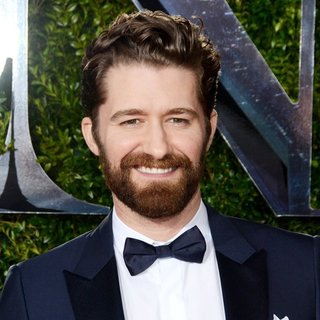 Matthew Morrison in American Theatre Wing's 69th Annual Tony Awards - Red Carpet Arrivals