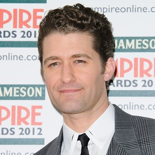 Matthew Morrison in The Empire Film Awards 2012 - Arrivals