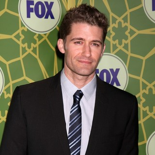 Matthew Morrison in Fox 2012 All Star Winter Party - Arrivals