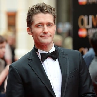 Matthew Morrison in The Olivier Awards 2013 - Arrivals