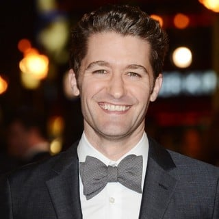 Matthew Morrison in Les Miserables World Premiere - Arrivals