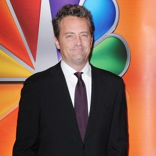 Matthew Perry in 2012 NBC Upfront Presentation - Arrivals - matthew-perry-2012-nbc-upfront-presentation-02