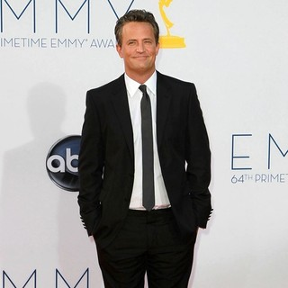 Matthew Perry in 64th Annual Primetime Emmy Awards - Arrivals - matthew-perry-64th-annual-primetime-emmy-awards-01
