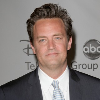 Matthew Perry in Disney ABC Family 2010 Summer TCA Tour