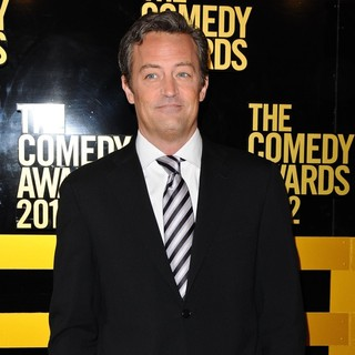 Matthew Perry in The Comedy Awards 2012 - Arrivals - matthew-perry-the-comedy-awards-2012-02