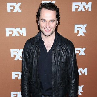 Matthew Rhys in 2013 FX Upfront Presentation - Arrivals