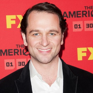Matthew Rhys in Premiere Screening of The Americans - Arrivals