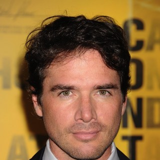 Matthew Settle in New York Premiere of Contagion - Arrivals