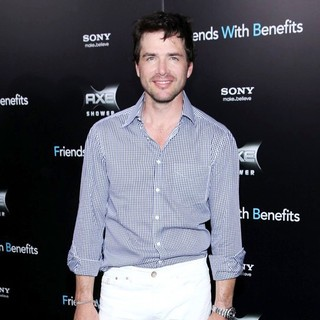 Matthew Settle in New York Premiere of Friends with Benefits - Arrivals