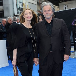 Sharon Maughan, Trevor Eve in Men in Black 3 - UK Film Premiere - Arrivals