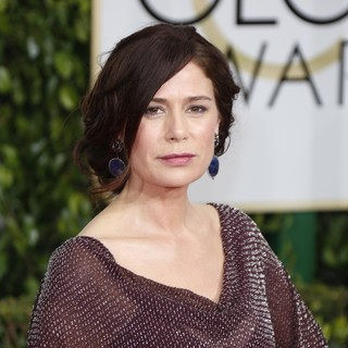 Maura Tierney in 72nd Annual Golden Globe Awards - Arrivals