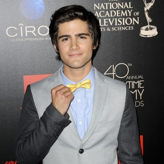 Max Ehrich in The 40th Annual Daytime Emmy Awards - Arrivals