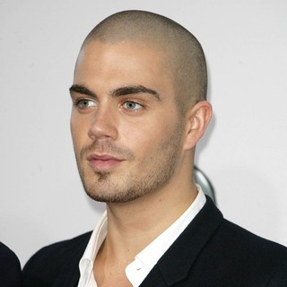 Max George, The Wanted in The 40th Anniversary American Music Awards - Arrivals