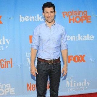 Max Greenfield in New FOX Tuesday Screening Event