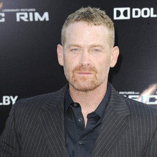 Max Martini in Los Angeles Premiere of Pacific Rim
