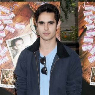 10 Years Brunch Reunion Event - Arrivals - max-minghella-10-years-brunch-reunion-event-01