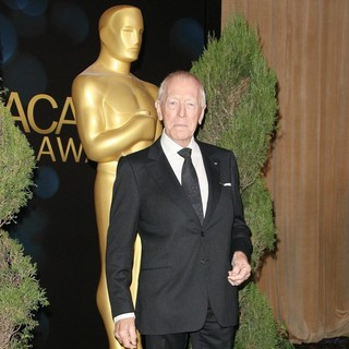 Max von Sydow in 84th Annual Academy Awards Nominees Luncheon
