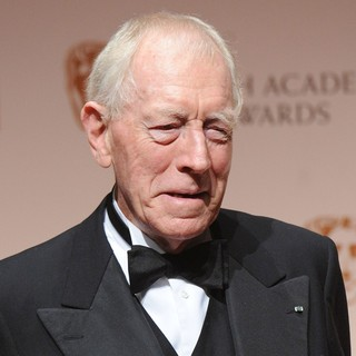 Max von Sydow in Orange British Academy Film Awards 2012 - Press Room