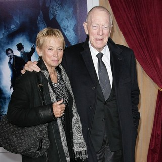 Max von Sydow in Los Angeles Premiere of Sherlock Holmes: A Game of Shadows