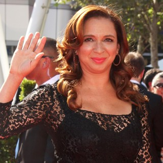 Maya Rudolph in 2012 Creative Arts Emmy Awards - Arrivals