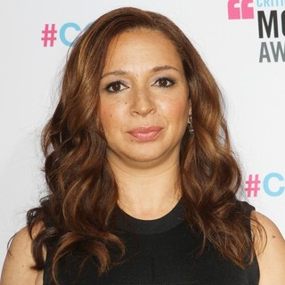 Maya Rudolph in 2012 People's Choice Awards - Arrivals