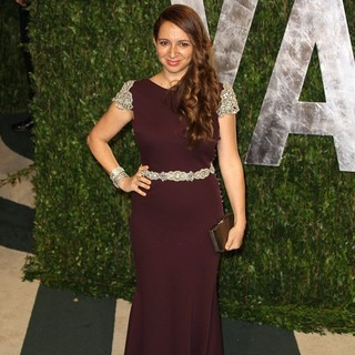 Maya Rudolph in 2012 Vanity Fair Oscar Party - Arrivals