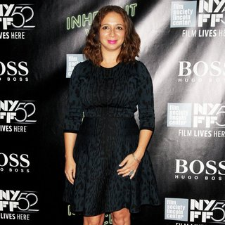 Maya Rudolph in 52nd New York Film Festival - Inherent Vice - Premiere - Red Carpet Arrivals