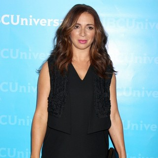 Maya Rudolph in NBC Universal's Winter Tour Party - Arrivals