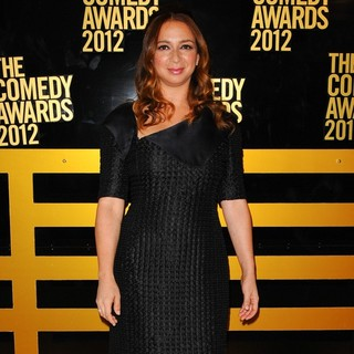 Maya Rudolph in The Comedy Awards 2012 - Arrivals