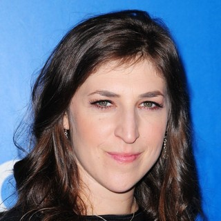 Mayim Bialik in 2012 CBS Upfronts