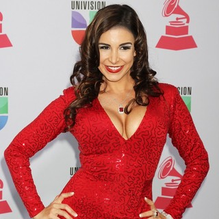 Mayra Veronica in 13th Annual Latin Grammy Awards - Arrivals