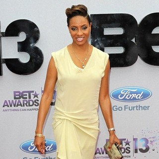 MC Lyte in The 2013 BET Awards - Arrivals