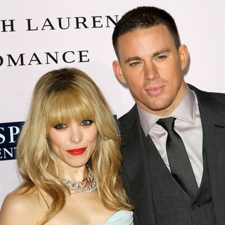 Rachel McAdams, Channing Tatum in The Vow Los Angeles Premiere