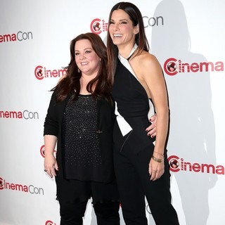 Melissa McCarthy, Sandra Bullock in 20th Century Fox's CinemaCon - Arrivals