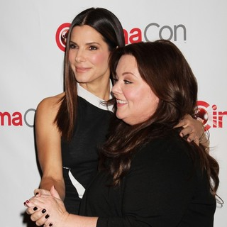 Sandra Bullock, Melissa McCarthy in 20th Century Fox's CinemaCon - Arrivals