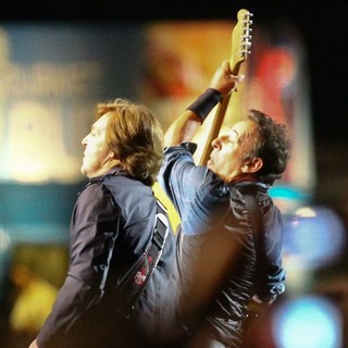 Paul McCartney, Bruce Springsteen in Hard Rock Calling - Day 2