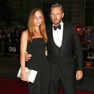 Stella McCartney, Alasdhair Willis in The GQ Men of The Year Awards 2012 - Arrivals