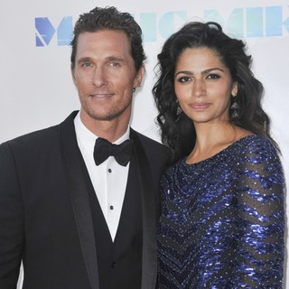 2012 Los Angeles Film Festival - Closing Night Gala - Premiere Magic Mike - mcconaughey-alves-2012-los-angeles-film-festival-02