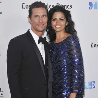 2012 Los Angeles Film Festival - Closing Night Gala - Premiere Magic Mike - mcconaughey-alves-2012-los-angeles-film-festival-03